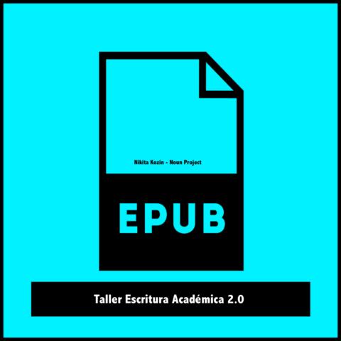 Escritura Académica 2.0