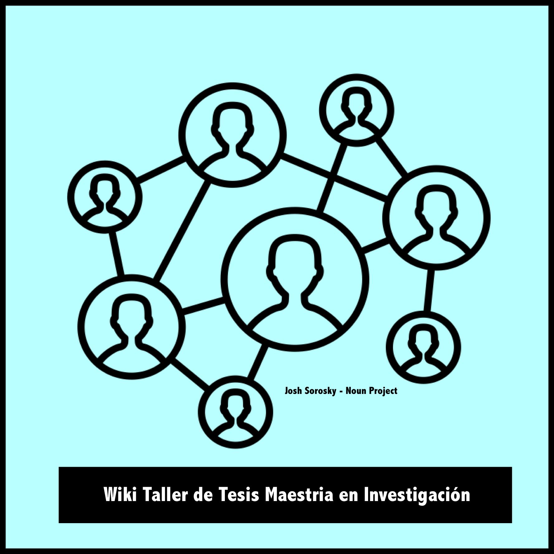 Wiki Taller de Tesis